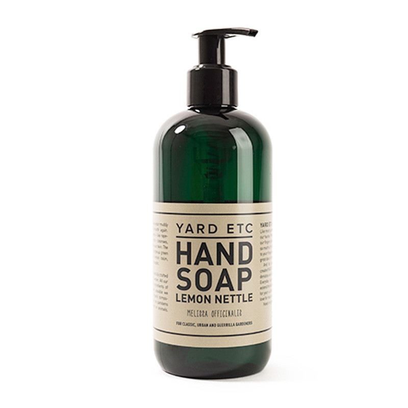 Yard etc Yard etc lemon nettle hand soap på livingshop