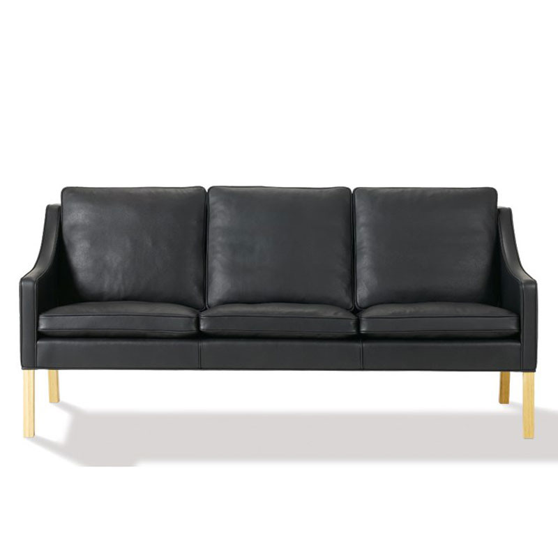Image of   Fredericia Furniture 2209 BM 3-Pers Sofa