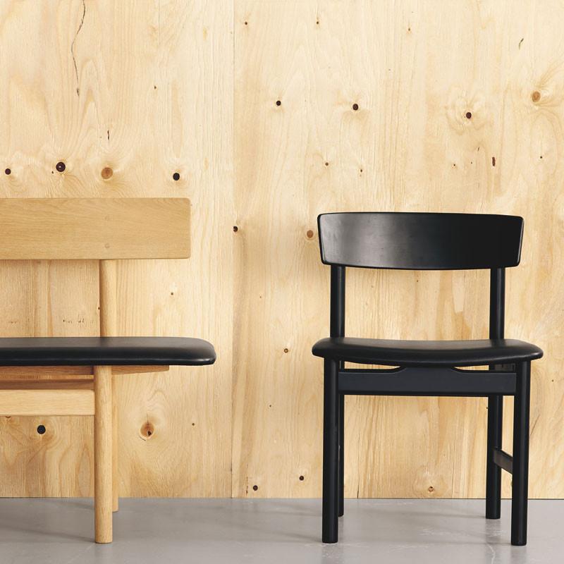 Fredericia Furniture 3236 BM Stol