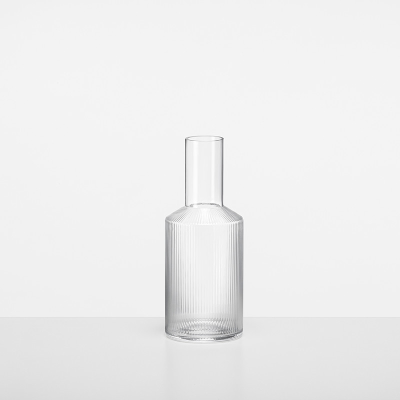 Image of   Ferm Living Ripple Karaffel