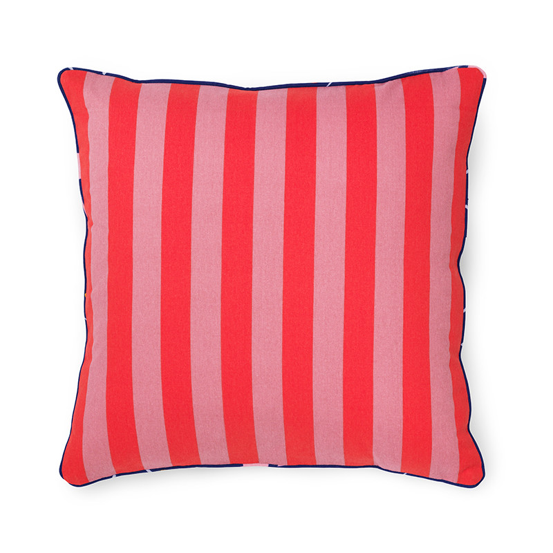 Image of   Normann Cph Posh Cushion Keep It Simple Dark Rose/Red