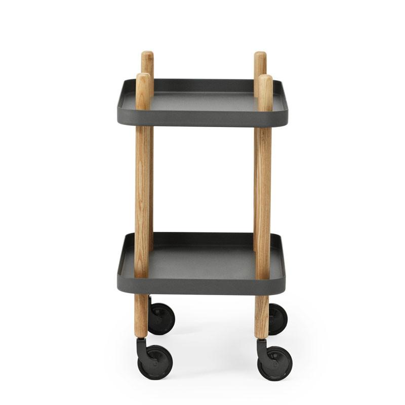 normann copenhagen block table. Black Bedroom Furniture Sets. Home Design Ideas