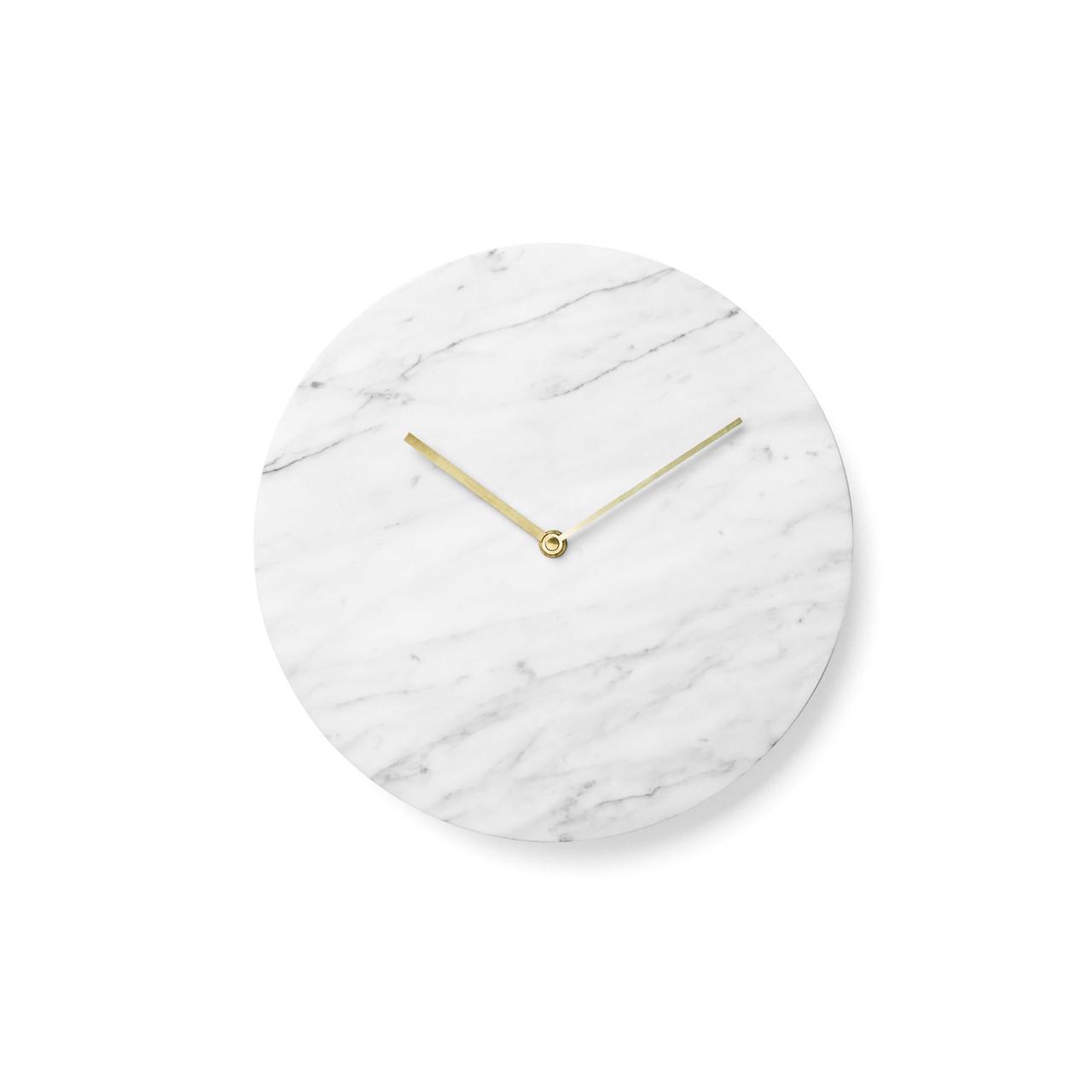 Image of   Menu Marble Wall Clock