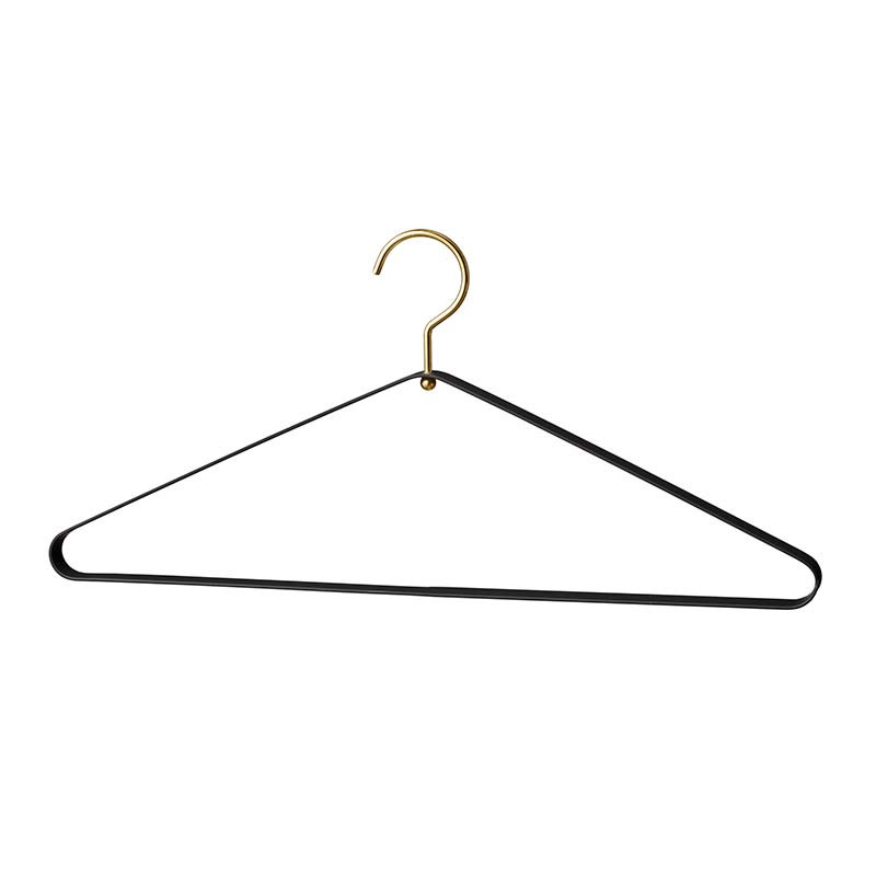 Image of   AYTM Vestis Hanger Black/Gold
