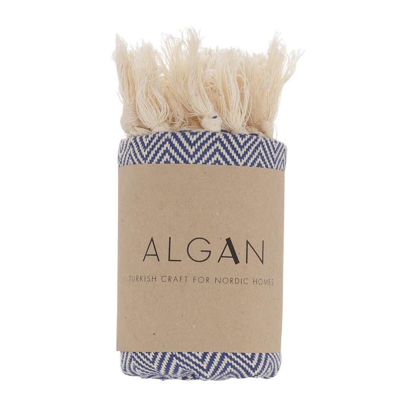 Image of   Algan Balik Gæstehåndklæde XS Navy