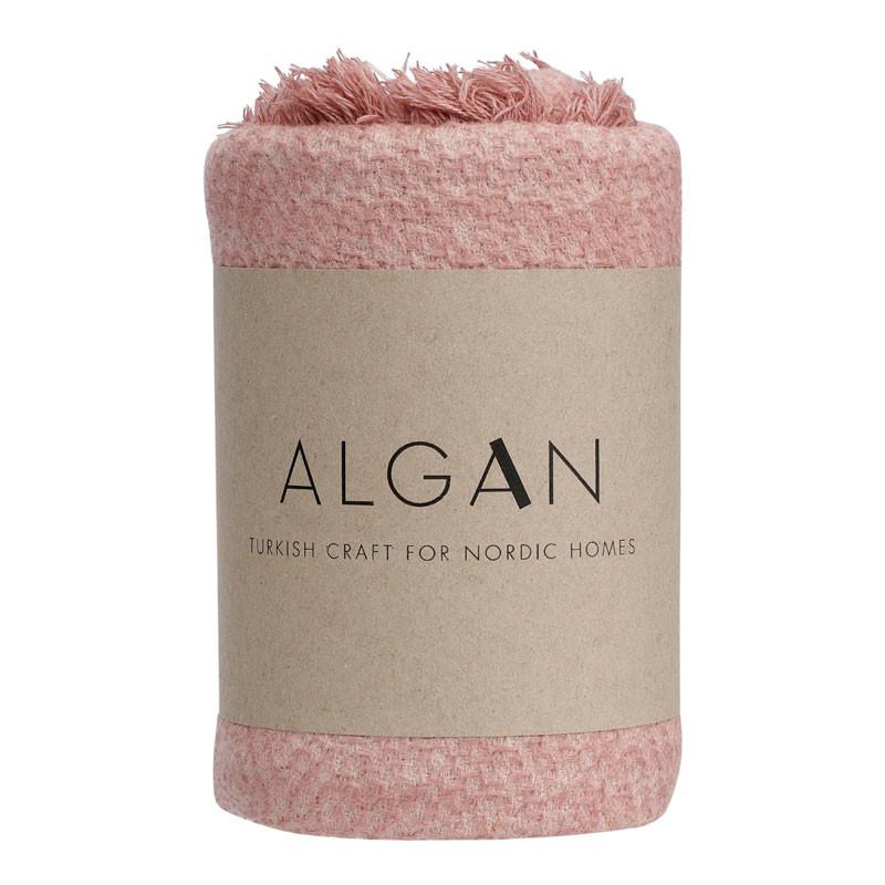 Image of Algan Dolu Gæstehåndklæde Rosa