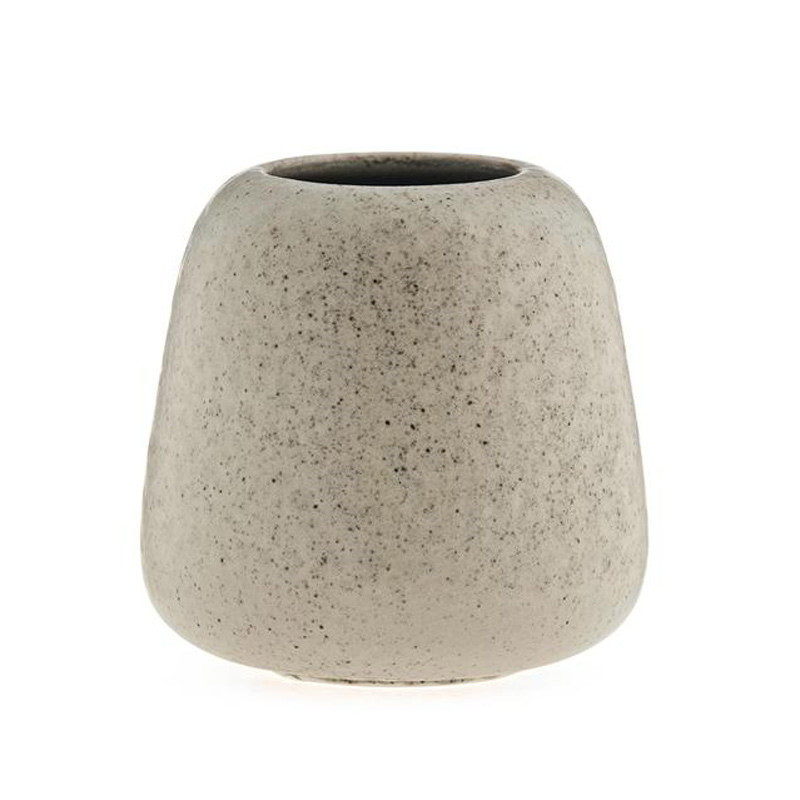 Image of   Ania ELSE Vase Beige Stone