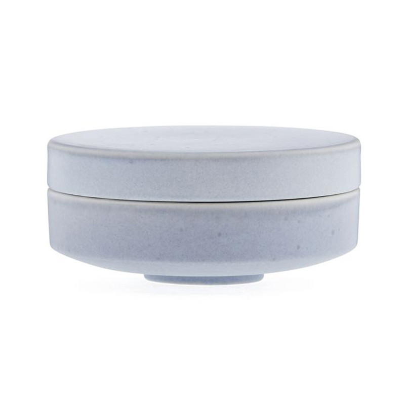 Image of   Ania ODIN Jar With Lid Sky Blue