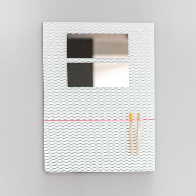 Anne linde – Anne linde sheet tavle hvid fra livingshop