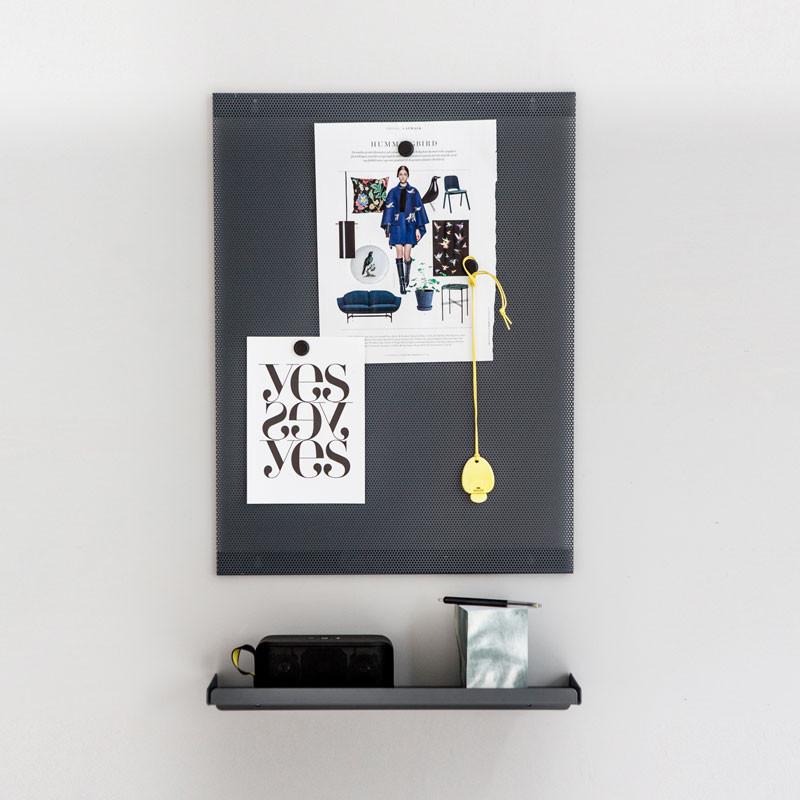 Anne linde – Anne linde sheet tavle antrasit på livingshop
