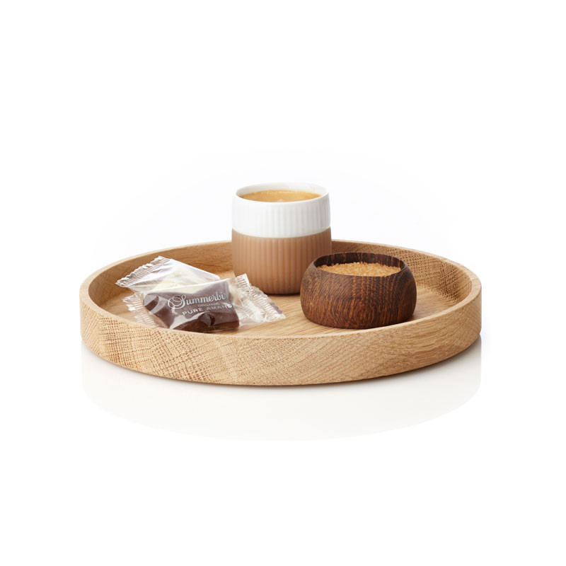 Applicata luna tray oak fra Applicata fra livingshop