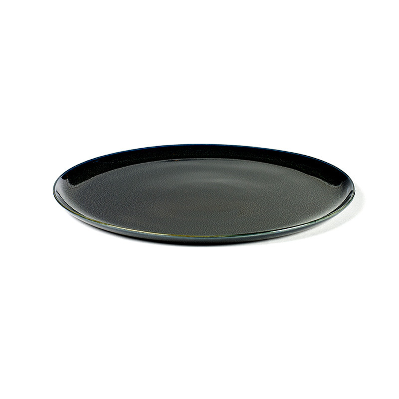 Image of   Serax Plate Medium Dark Blue