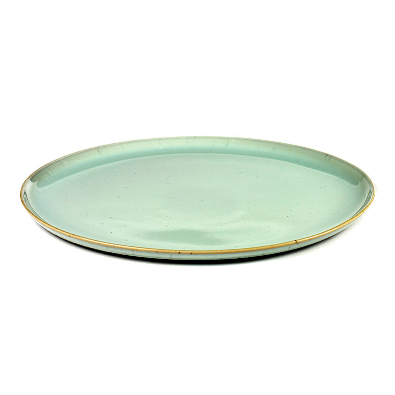 Serax – Serax plate large light blue på livingshop