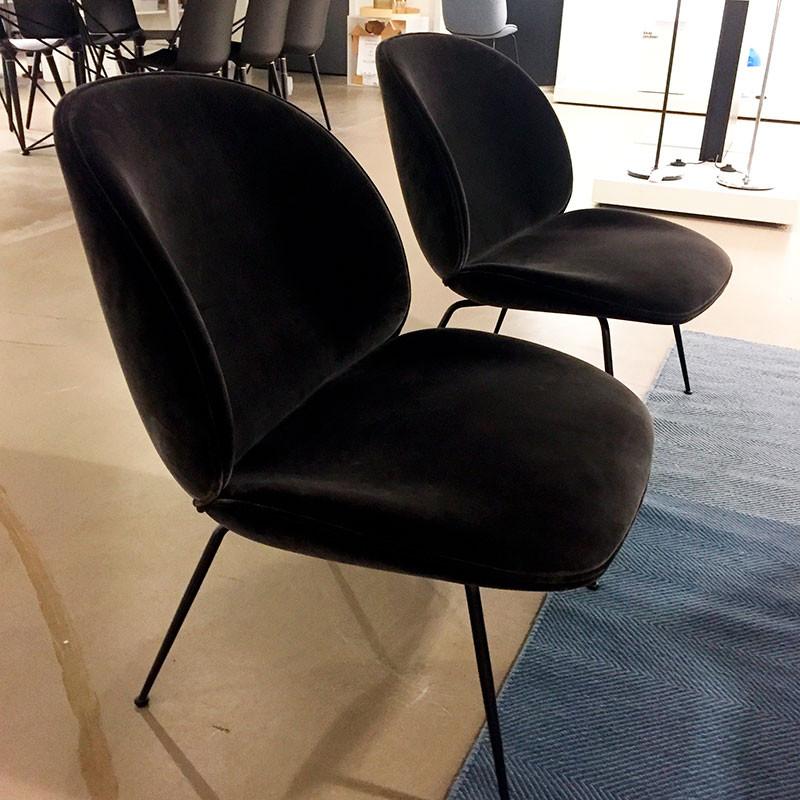 Image of   Gubi Beetle Lounge Stole 2 Stk Udstillingsmodeller
