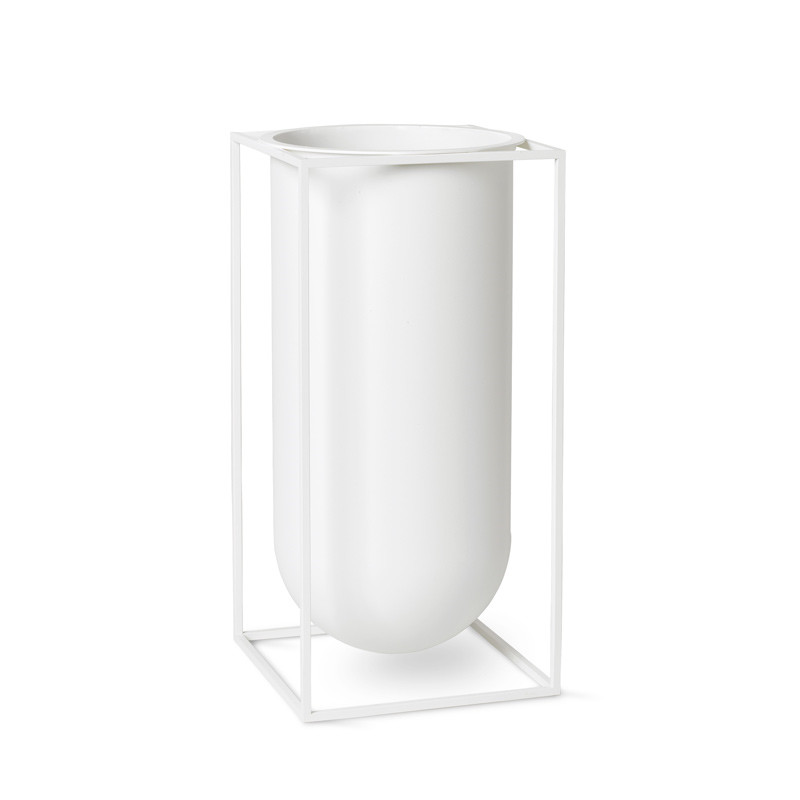 Image of   By Lassen Kubus Nolia Vase White