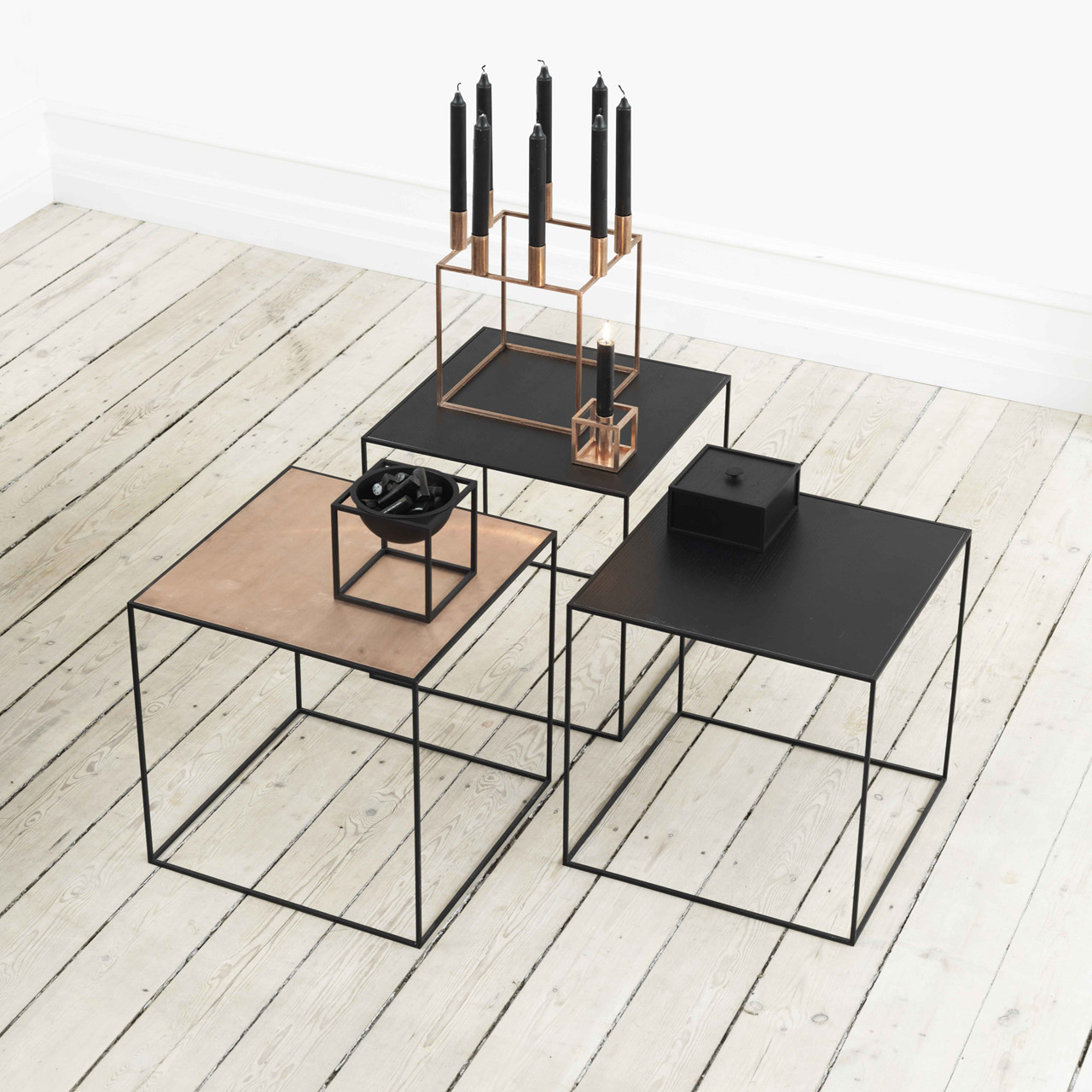 by lassen kubus line kobber. Black Bedroom Furniture Sets. Home Design Ideas