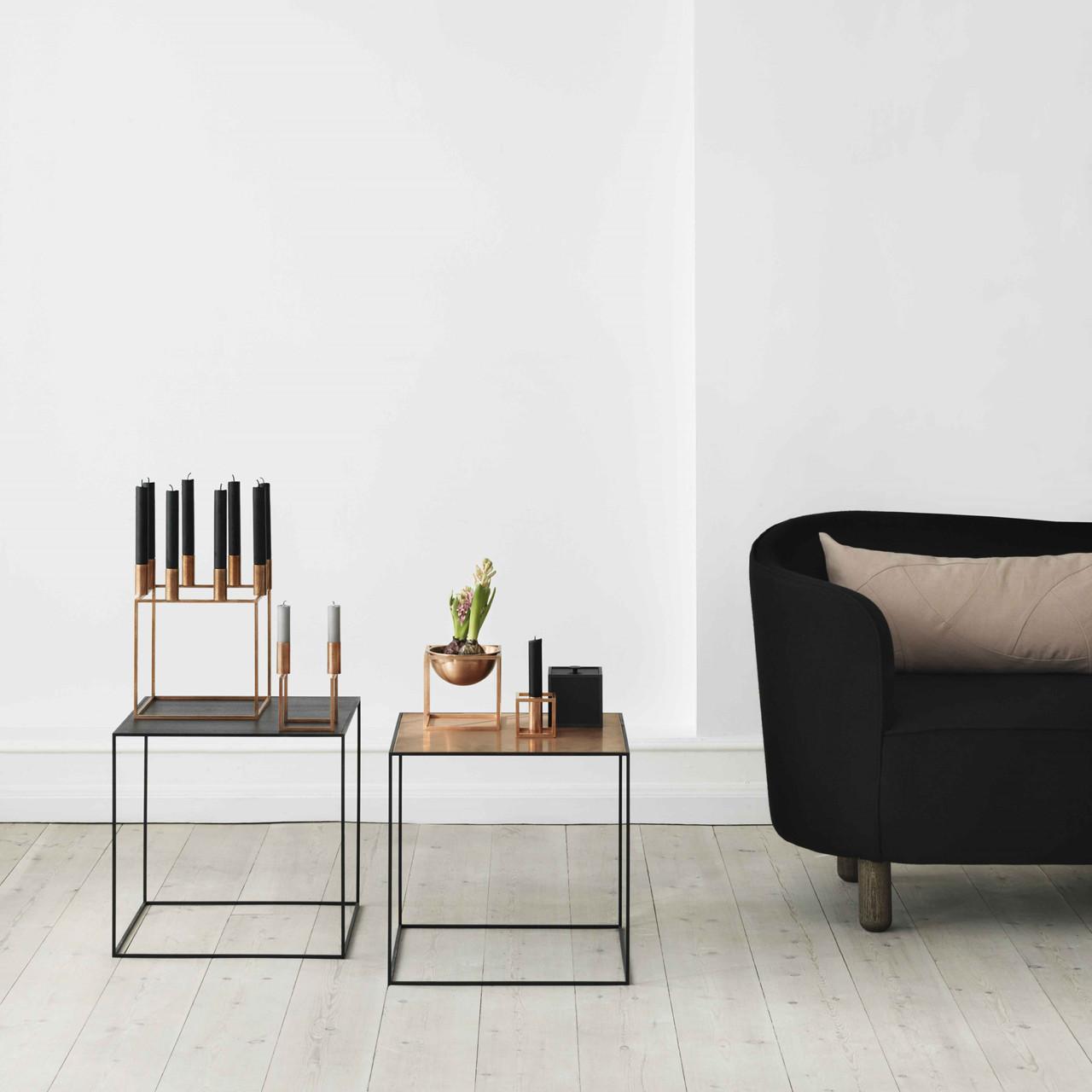by lassen kubus 1 kobber. Black Bedroom Furniture Sets. Home Design Ideas