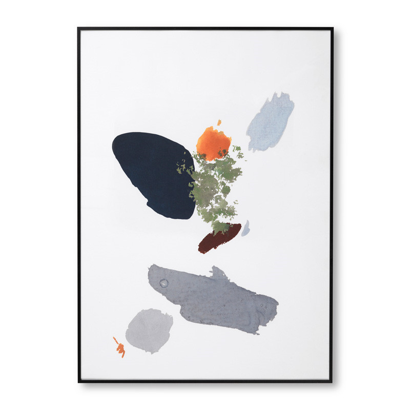 Image of   By Lassen Palette Prints No. 3