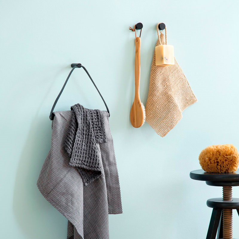 By wirth towel hanger black fra By wirth fra livingshop