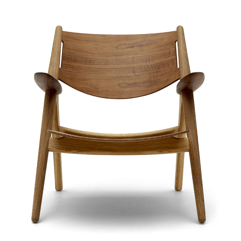 Carl hansen ch28t lænestol fra Carl hansen på livingshop