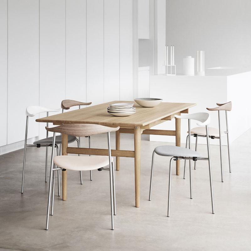 Carl hansen ch327 190x95 spisebord