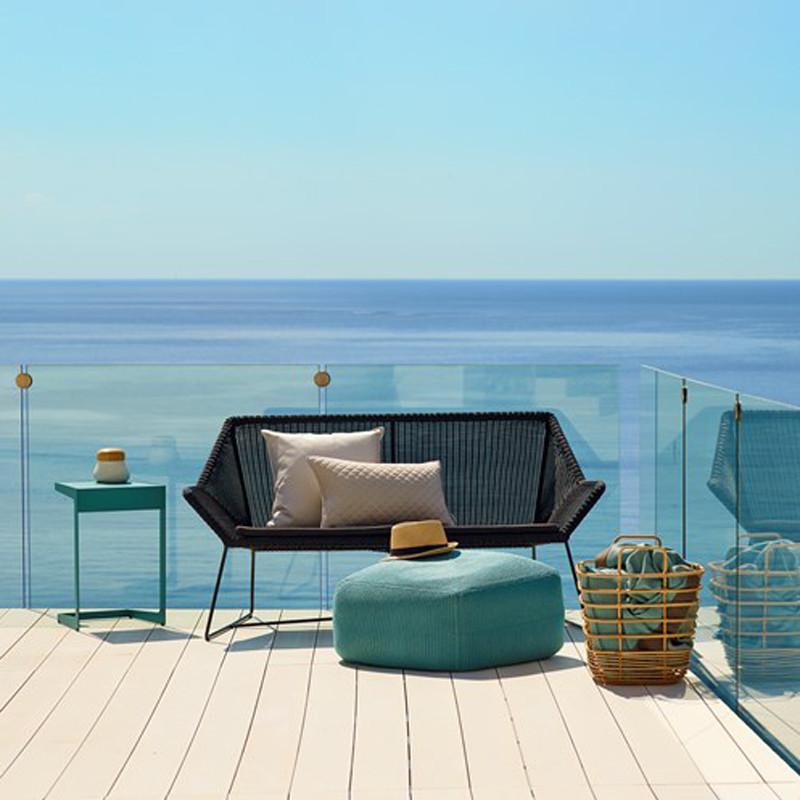 Cane-line breeze lounge sofa fra Cane-line fra livingshop