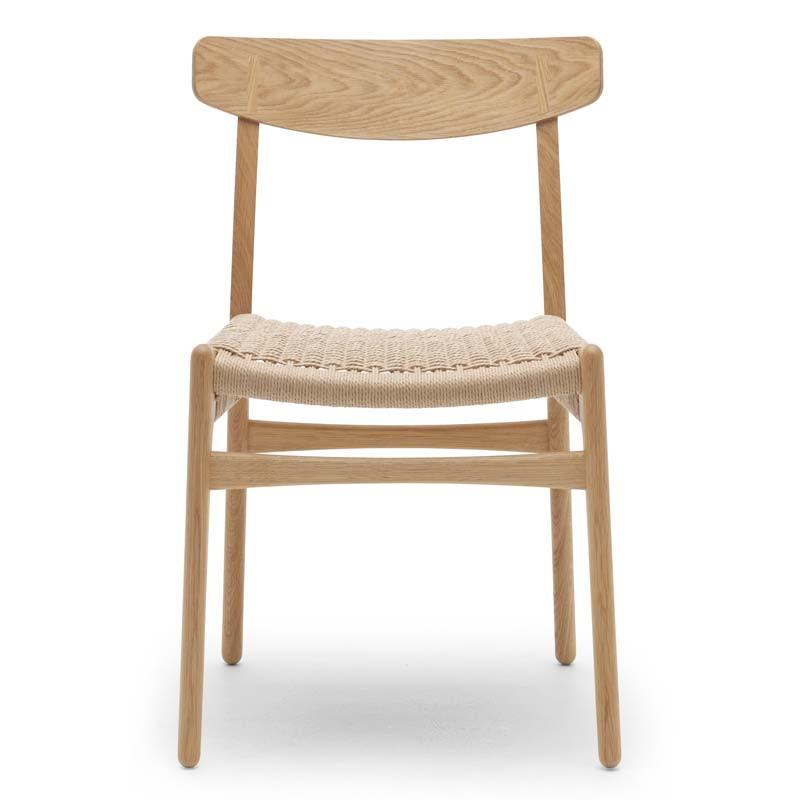 Carl Hansen CH23 Spisebordsstol fra Carl Hansen