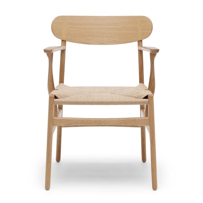 Carl Hansen CH26 Spisebordsstol fra Carl Hansen & Søn