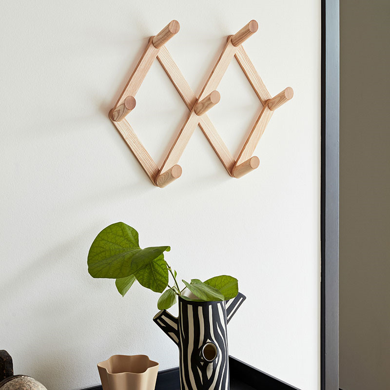 Image of   HAY Coat Rack Oiled Ash