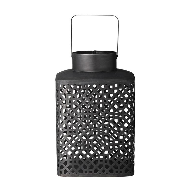 Day home jaipur lanterne black fra Day home fra livingshop