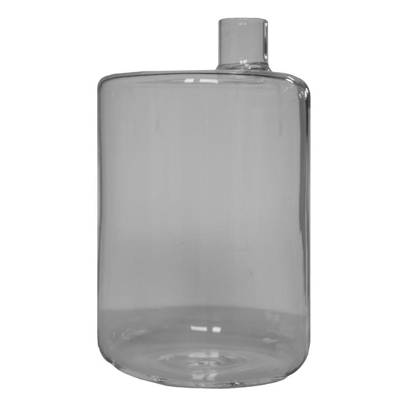 Image of   DBKD Pipe Vase XL Smoke
