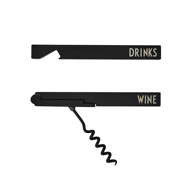Image of   Design Letters Bottle Opener Set