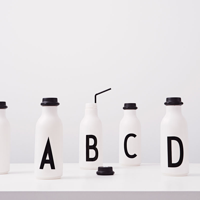 Image of   Design Letters Personal Drinking Bottle A-Z