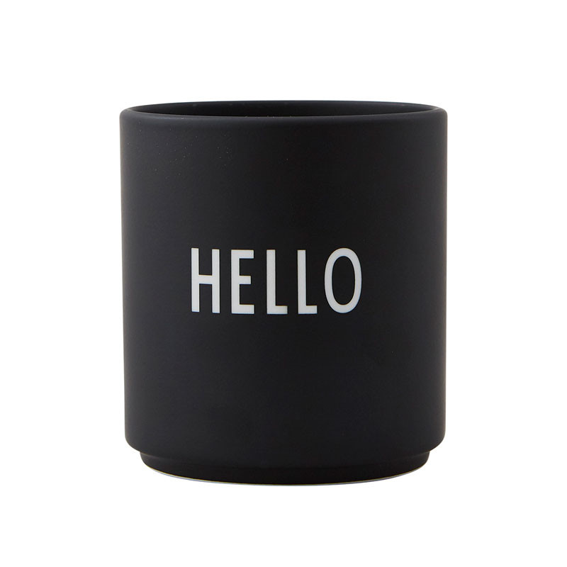 Image of   Design Letters Favourite Cup Hello