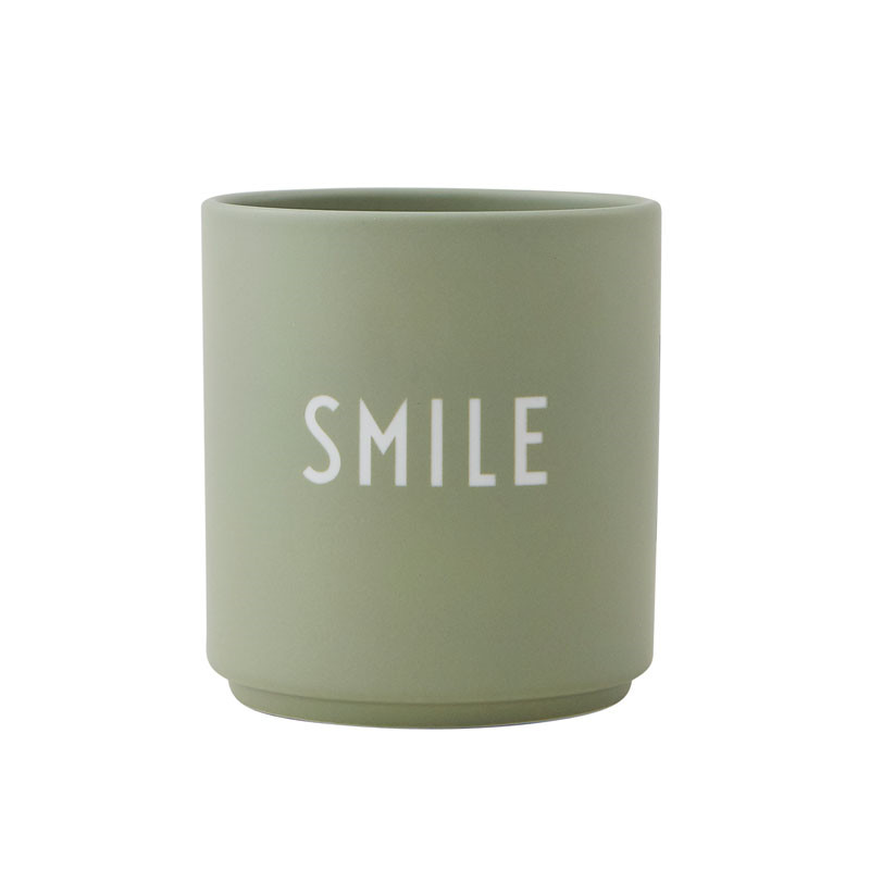Image of   Design Letters Favourite Cup Smile