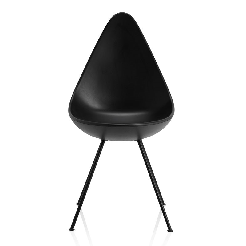 Image of   Fritz Hansen 3110 Drop Chair Plast