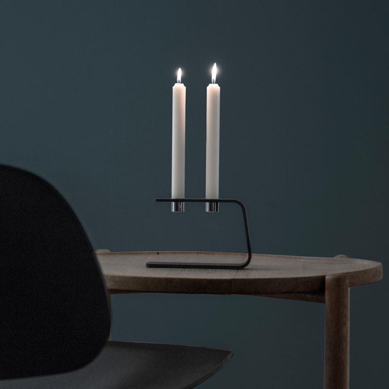 Excel – Sein vinkel 2 lysestage på livingshop