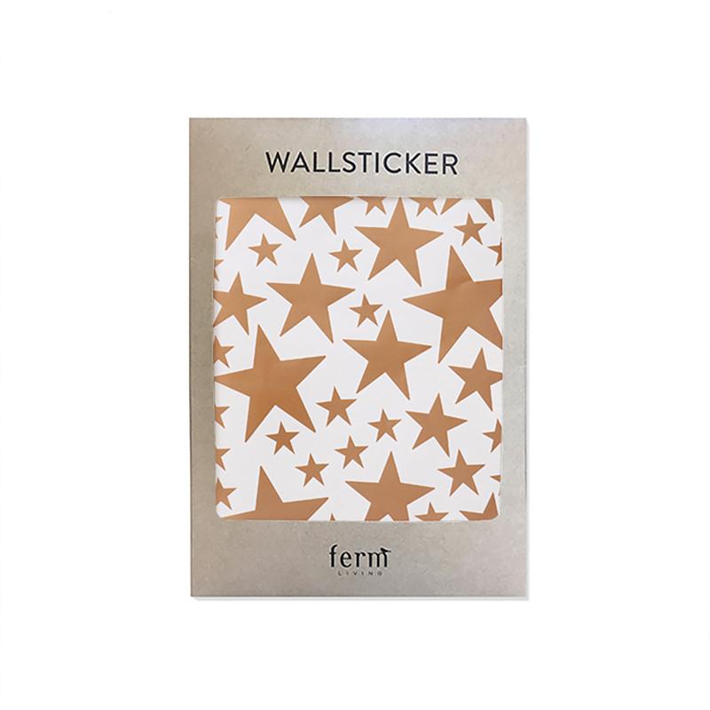 mini stars wallsticker fra ferm living wallstickers ferm living wall sticker fra ferm 70 er