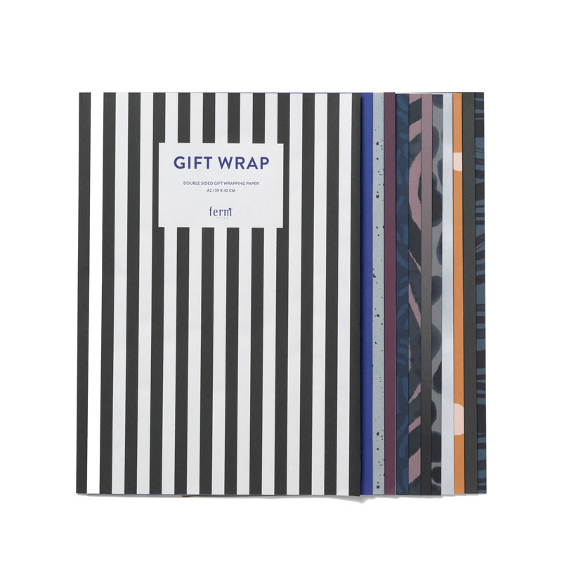 Image of   Ferm Living Gift Wrapping Book Multi