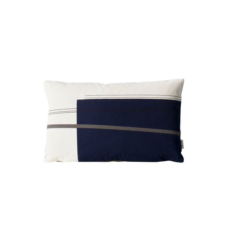 Image of   Ferm Living Colour Block Cushion Small 2