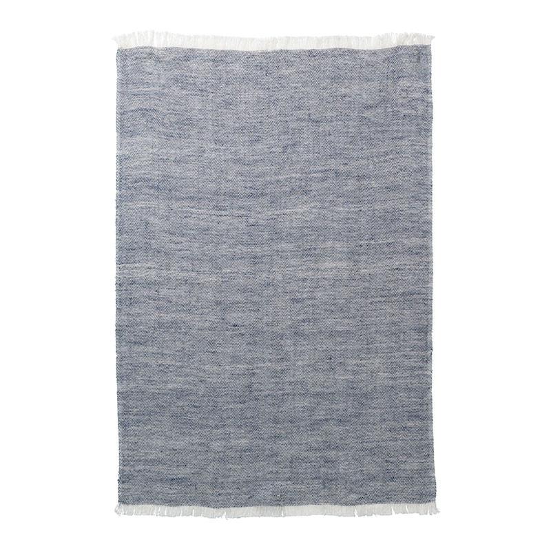 Ferm Living Blend Kitchen Towel Blue