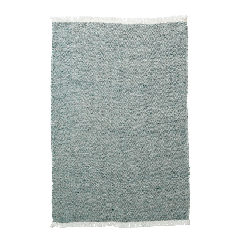 Ferm living – Ferm living blend kitchen towel green fra livingshop