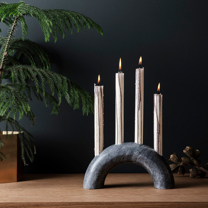 Image of   Ferm Living Bow Candle Holder
