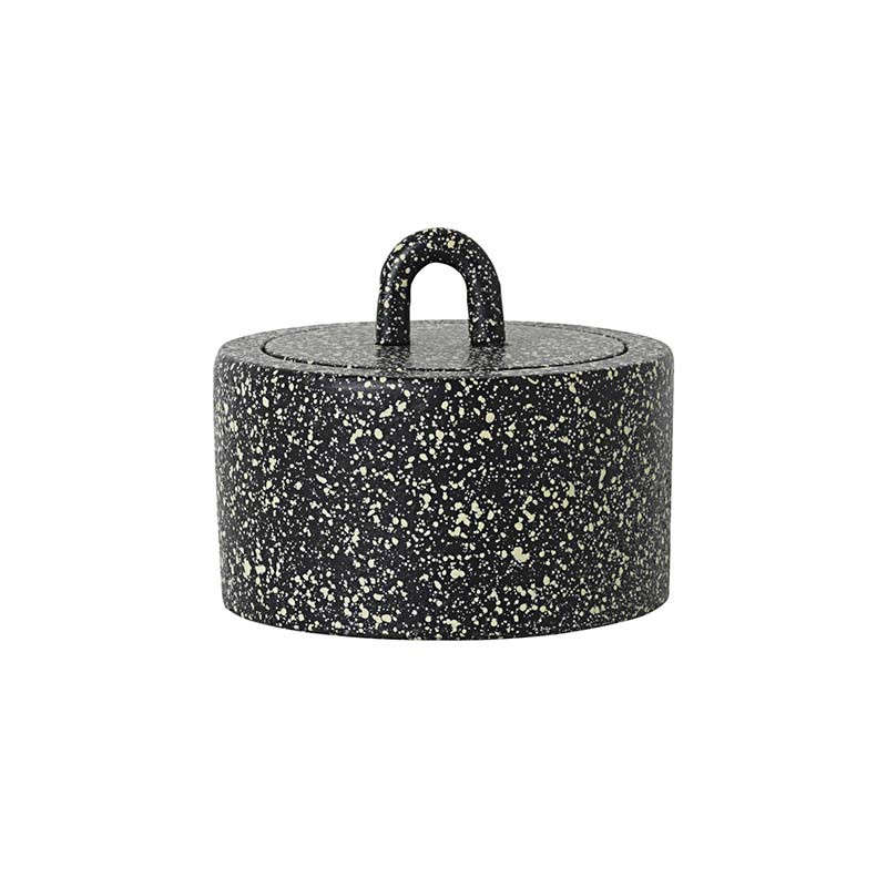 Image of   Ferm Living Buckle Jar Spotted