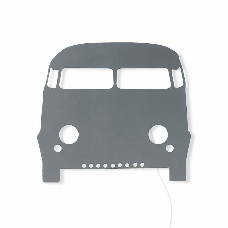 Ferm living – Ferm living car lamp mørkegrå fra livingshop