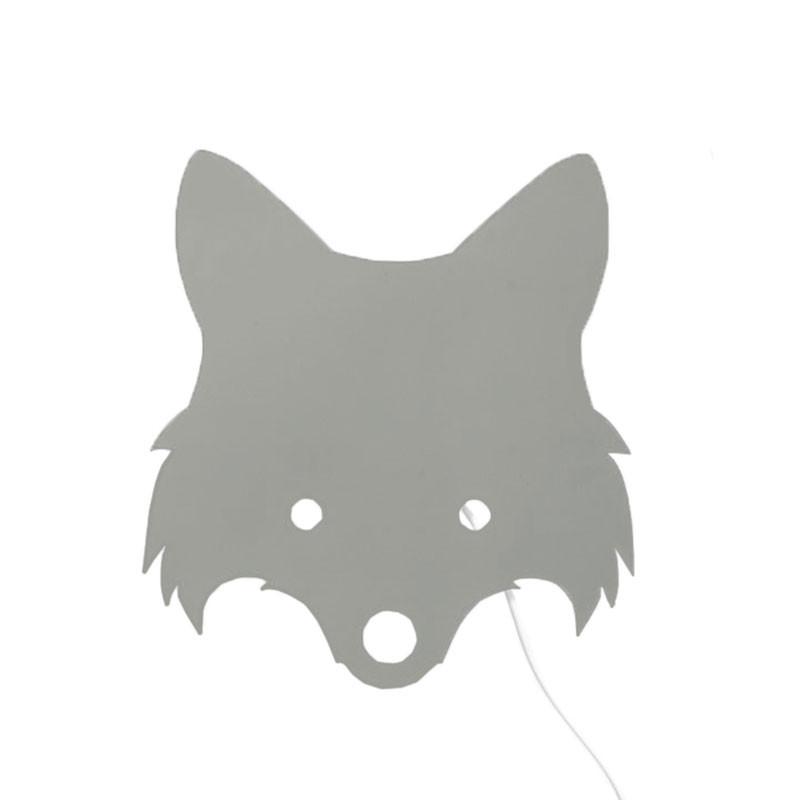 Ferm living fox lamp støvet grøn fra Ferm living fra livingshop