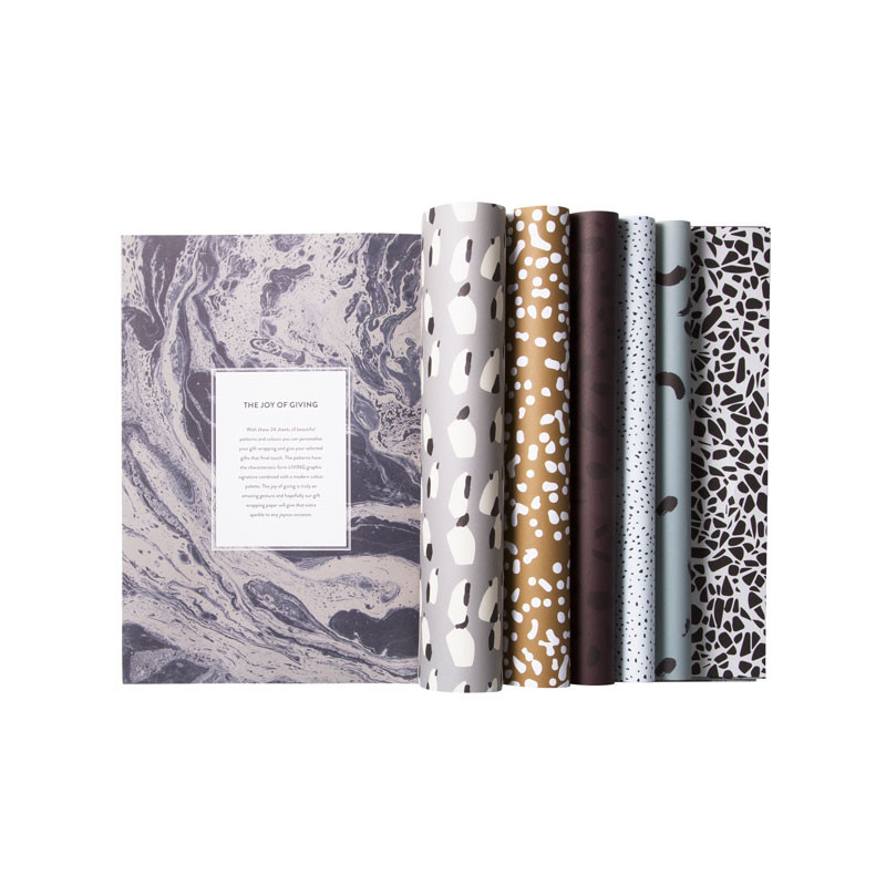 Image of   Ferm Living Gift Wrapping Book
