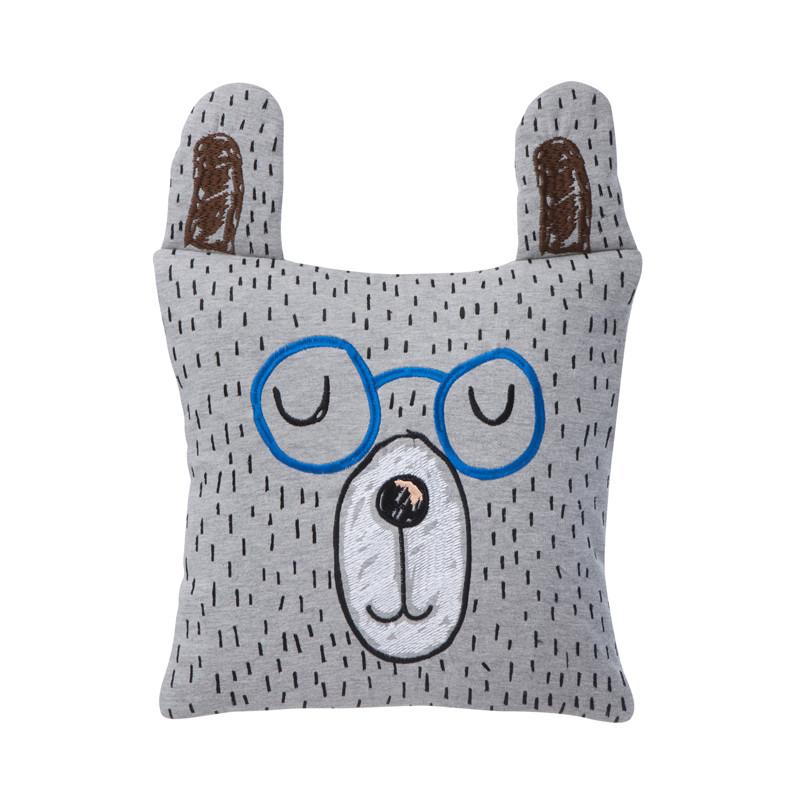Ferm living little mr teddy cushion