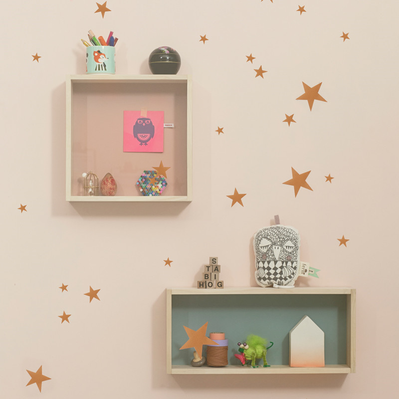 Image of   Ferm Living Mini Stars Wallsticker