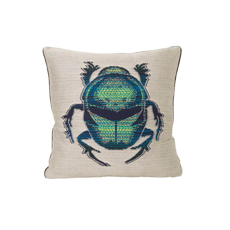 Image of   Ferm Living Salon Cushion Beetle